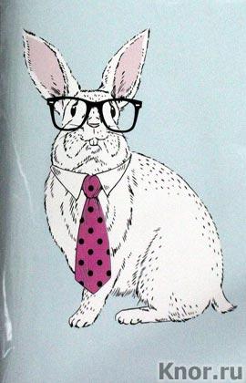 """Блокнот для записей. """"Кролик-ботаник"""". Серия """"Блокноты Like"""""""