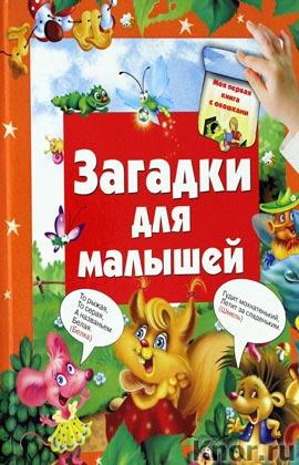 """Катя Матюшкина """"Загадки для малышей"""" Серия """"Моя первая книга с окошками"""""""