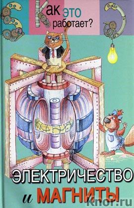 """Автор-составитель А.Н. Евсеевичева """"Электричество и магниты"""" Серия """"Как это работает"""""""