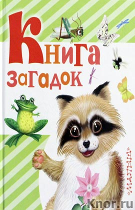 """В.Г. Дмитриева """"Книга загадок"""" Серия """"Любимая книжка"""""""