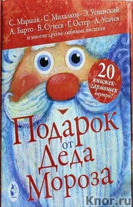 Подарок от Деда Мороза к Новому году
