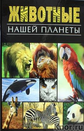 """А. Анселми """"Животные нашей планеты"""""""
