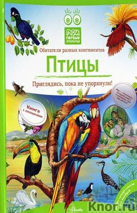 """В.Г. Бабенко """"Птицы"""" Серия """"Мои первые открытия"""""""