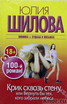 """Юлия Шилова """"Крик сквозь стену, или Вернуть бы тех, кого забрали небеса"""" Серия """"Женщина, которой смотрят вслед"""" Pocket-book"""