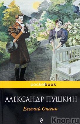 """Александр Пушкин """"Евгений Онегин"""" Серия """"Pocket book"""" Pocket-book"""