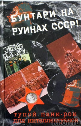 """Дмитрий Спирин """"Тупой панк-рок для интеллектуалов"""""""