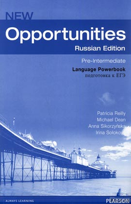 New Opportunities. Pre-Intermediate. Russian Edition. Language Powerbook (������� ������, �����)