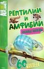 """Рептилии и амфибии (забавные наклейки). Серия """"Animal Planet"""""""