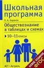 """П.А. Баранов """"Обществознание в таблицах и схемах. 10-11 классы"""""""